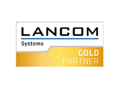 Lancom Systems Gold Partner